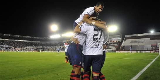 Cerro Porteño eliminó a Lanús de la Copa Suramericana