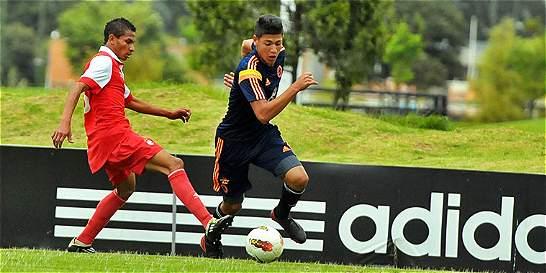Colombia Sub-17, en el Grupo A del Suramericano de Paraguay