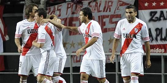 River Plate remontó y venció a Estudiantes en la Copa Suramericana