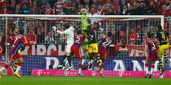Lewandowski y Robben evitaron la derrota del Bayern contra Dortmund