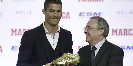 'Cristiano Ronaldo ya es leyenda de Real Madrid': Florentino Pérez