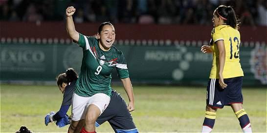 Colombia perdió contra México y se quedó con la medalla de plata