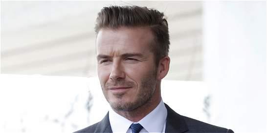David Beckham habría sufrido un accidente de tráfico en Londres