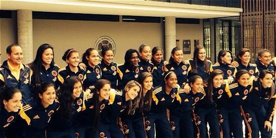Colombia tendrá un grupo complicado en el Mundial femenino