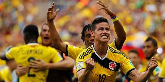 Colombia se mantiene tercera en clasificación Fifa 2014