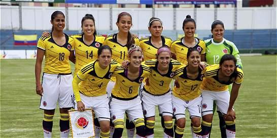 Colombia es 28 en el ranking Fifa del fútbol femenino