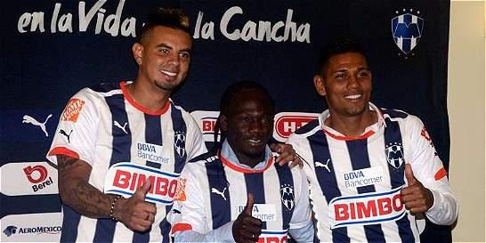 Chará resaltó que en el Monterrey haya cinco jugadores colombianos