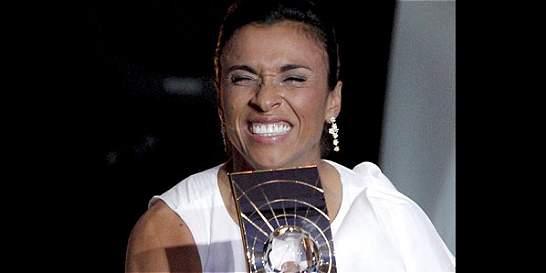 Marta Vieira, la reina del balón en el deporte rey