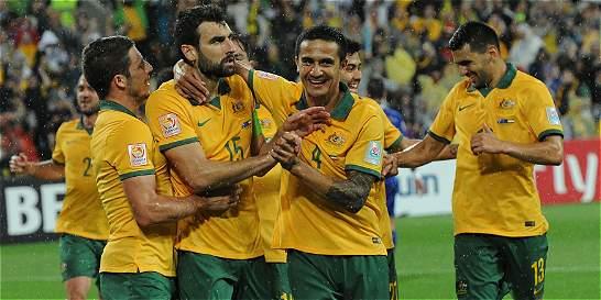 Con victoria de Australia empezó la Copa de Asia de Fútbol