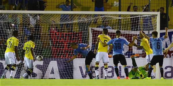 Colombia Vs Uruguay Sub 20: Colombia Vs. Uruguay Sudamericano Sub 20
