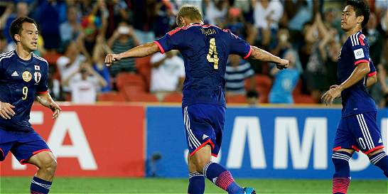 Japón sumó su segunda victoria en la Copa Asia