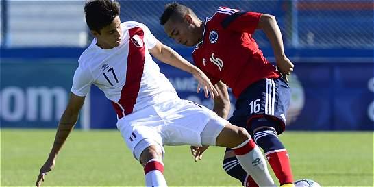 Reviva la crónica interactiva del triunfo 1-3 de Colombia sobre Perú