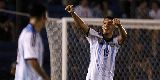 Argentina derrotó a Brasil en hexagonal final del Suramericano Sub-20