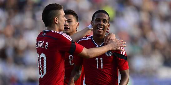 Colombia, por el triunfo que lo lleve al Mundial Sub-20