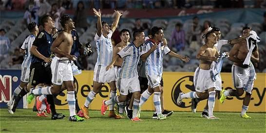 Argentina campeón del Suramericano Sub-20 y clasifica a Río-2016