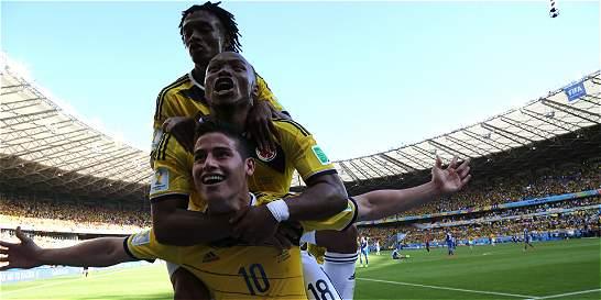 Selección Colombia sigue tercera en escalafón de la Fifa