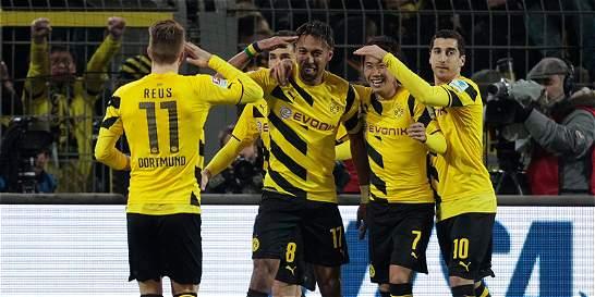 Reus empujó a Dortmund hacia su segunda victoria consecutiva