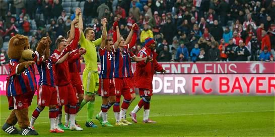 Goleada histórica de Bayern y triunfo vibrante de Wolfsburgo