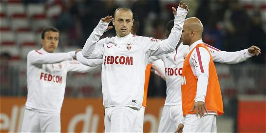 Mónaco se reencontró con el triunfo: venció 0-1 a Niza