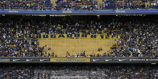 Presidente de Boca Juniors denunció amenazas de barrabravas del club