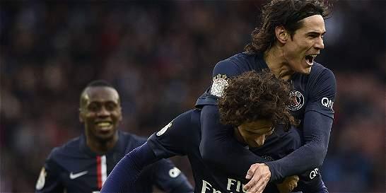 Paris Saint Germain se puso líder y presionó a Lyon