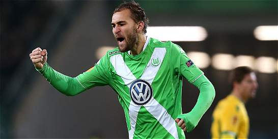 Con una victoria sobre Hertha, Wolfsburgo prolongó su buen momento