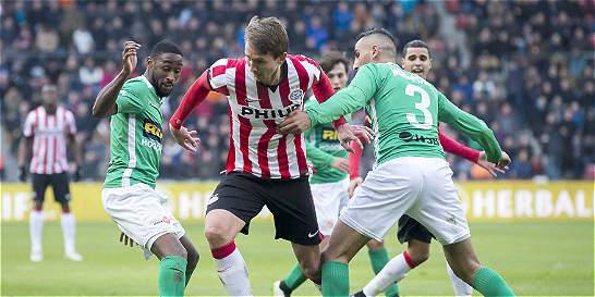 PSV, cada vez más cerca al título de la Liga de Holanda
