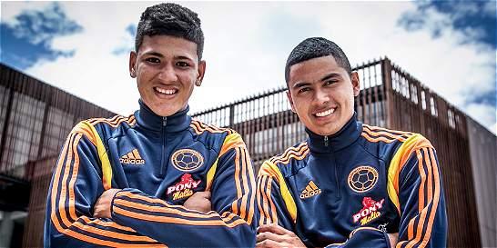 Vega y Carrascal, la cuota de Millonarios en Selección Colombia Sub-17