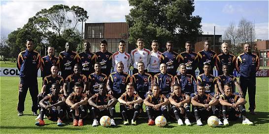 Brasil, primer rival de Colombia en el Suramericano Sub-17