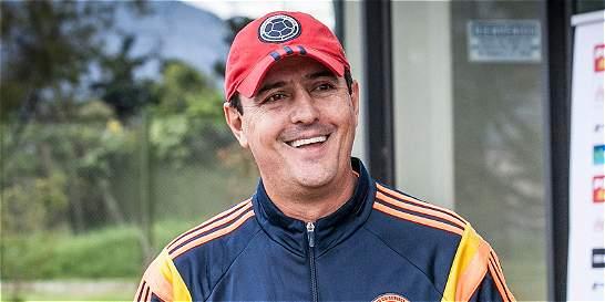 'El objetivo es clasificar al Mundial':  Pérez, técnico de la Sub-17
