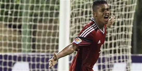 Colombia, a despegar en el Sub-17 frente a Perú