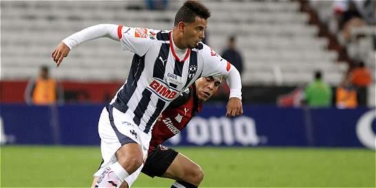 Show colombiano en triunfo 4-1 de Monterrey en Copa México