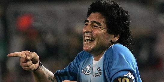 Lista la nómina para el partido por la paz con Maradona
