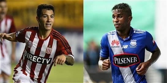 En detalle, los rivales de Santa Fe y Nacional en la Libertadores