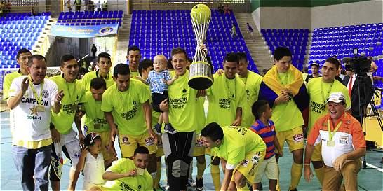 Real Bucaramanga es el nuevo campeón de la Copa Libertadores de futsal