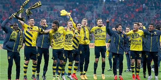 Borussia Dortmund eliminó al Bayern de la Copa y lo dejó sin triplete