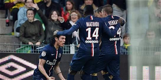 PSG venció 0-2 a Nantes y retomó el liderato de la Liga de Francia