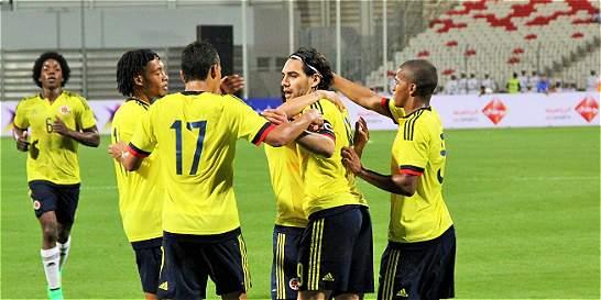 La Selección Colombia sigue de cuarta en escalafón de la Fifa