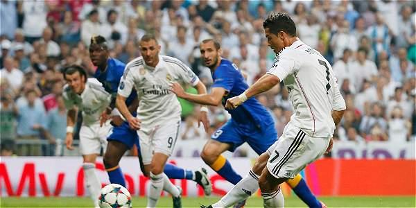 En vivo minuto a minuto real madrid contra juventus - Los italianos barcelona ...