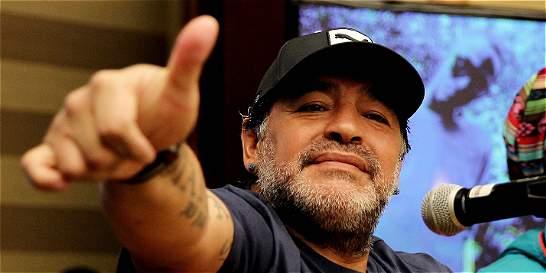 'Mis goles eran más lindos que los de Messi': Diego Maradona