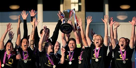 Fráncfort, campeón de la Liga de Campeones de fútbol femenino