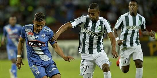 Nacional venció 1-0 a Emelec, pero quedó eliminado de la Libertadores