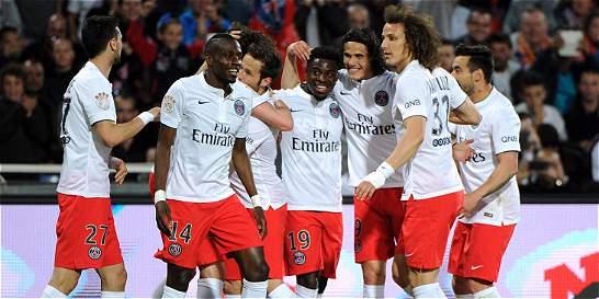 Paris Saint Germain conquistó su quinta Liga
