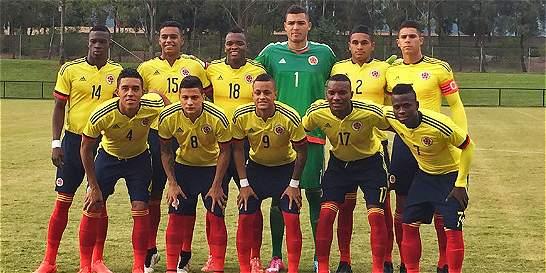 Selección Colombia Sub-20 ganó amistoso en Australia