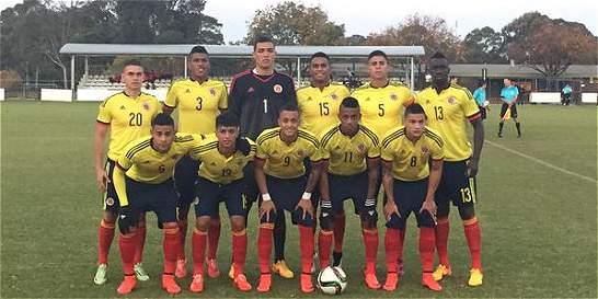 Último amistoso de Colombia Sub-20: 1-0 sobre Corea del Norte