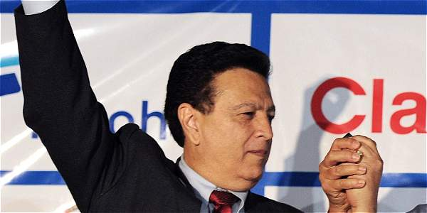 Alfredo Hawit, nuevo presidente de la Concacaf.