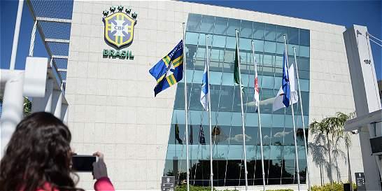 Confederación Brasileña entregó contratos polémicos a la fiscalía