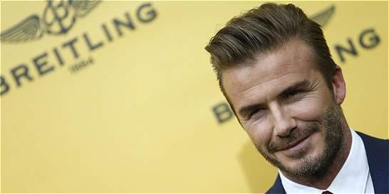David Beckham le hará fuerza a Brasil en la Copa América