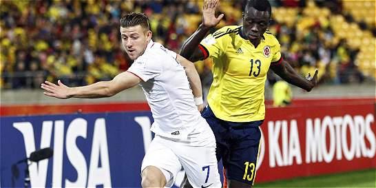 Colombia perdió 1-0 contra EE. UU. y quedó fuera del Mundial Sub-20