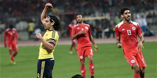 Una de las victorias fue el 6-0 sobre Baréin.